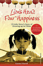 Lion's Head, Four Happiness: A Little Sister's Story of Growing up in China, Mar