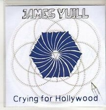 (CO143) James Yuill, Crying For Hollywood - DJ CD