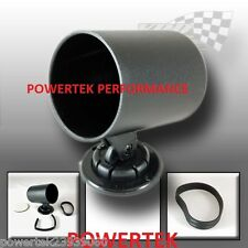 52mm Single Swivel Gauge Pod, dash mounted,volts, oil pressure, oil temp BOOST