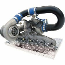 "FITS 98.5-02 ONLY DODGE RAM CUMMINS DIESEL SUPER ""B"" TWIN TURBO KIT.."