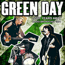 GREEN DAY New Sealed 2016 UNRELEASED 1994 LIVE MONTREAL CONCERT CD