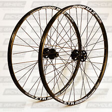 "Stans ZTR Rapid 26"" Mountain Bike Wheel Set, Pure D400 Hubs, DT Swiss, MTB"