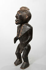 Lwalwa Figure, Democratic Republic of Congo and Angola, African Sculpture