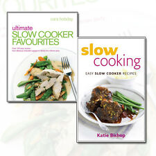 Easy Slow Cooker Recipes Collection 2 Book Set Over 100 easy & delicious recipes