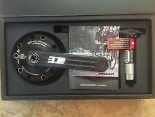 ROTOR INpower 3D+ MAS Crankset Power Meter. 170 mm 110 BCD Road Cyclocross 30