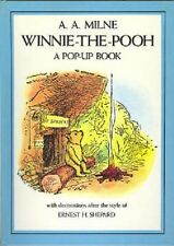 A A Milne Winnie-The-Pooh A Pop-Up Book With Decoration After Ernest H Shepard