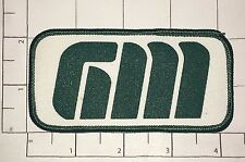 GM Truck Driver Patch - vintage