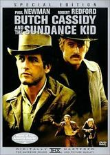 BUTCH CASSIDY AND THE SUNDANCE KID Paul Newman*Robert Redford Western DVD *EXC*
