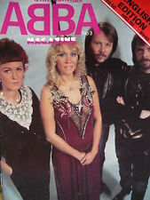 INTERNATIONAL ABBA MAGAZINE -  FEB 1982