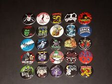 Rockabilly / Psychobilly Buttons /  Pins 25