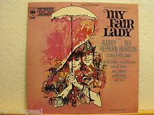 "★★ 12"" LP-ORIGINAL SOUNDTRACK-My Fair Lady-CBS 70000"