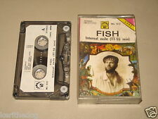 FISH - Internal Exile - MC Cassette tape 1992/1485