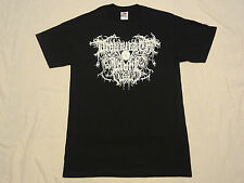 DROWNING THE LIGHT logo SHIRT XL,Baptism,Angantyr,Lunar Aurora,Inquisition,Taake