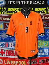 3/5 Netherlands adults XXL 1998 Bergkamp football shirt jersey trikot Holland