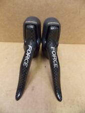 Sram Force Carbon Fiber 10 Speed Double Tap Shifters plc54