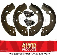 Brake Shoe/Wheel Cylinder SET -Rodeo TFS25 3.2-V6 TFS55 2.8TD TFS77 3.0TD(98-03)