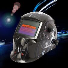 Pro Careta Soldador Solar Auto Oscurecimiento Casco Soldadura Arc Tig Ajustable
