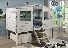 Tree House Loft Bed Storage Drawers