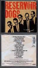 RESERVOIR DOGS - Keitel,Roth,Tarantino (CD BOF/OST) 1992 NEUF