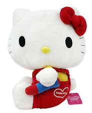 "Holiday Sale!  13"" Drawing Hello Kitty Jumbo Plush Doll Toy Cute Gift"