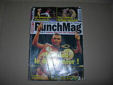 PunchMag N°70 - Boxe Anglaise et Française ; Thaï ; Kick et full