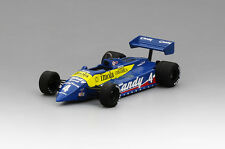 TSM154359 :1/43 Tyrrell Racing Team 011 #4 1982 Monaco GP 8th Place Brian Henton