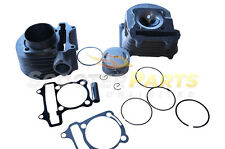 170cc Big Bore Cylinder Kit w Head Piston Rings Gy6 125cc 150cc Scooter Mopeds