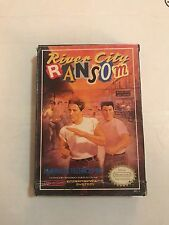 River City Ransom (Nintendo NES) Box Only Complete your game!