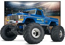 Traxxas BIGFOOT No.1 Monstertruck 1:10 RTR mit 12V-Lader - TRX36034-1