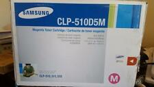 Genuine Samsung Toner CLP-510D5M Magenta New Sealed