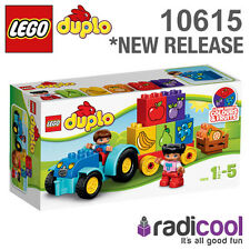 10615 LEGO My First Tractor DUPLO MY FIRST Age 1½-5 / 12 Pieces / 2015 RELEASE!