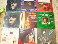 9 Bobby Goldsboro Vynal, Lp, Album, Albums, Records,Record, 33  1960's and 70's