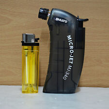 New Iroda MICRO-JET TOOL SMATO MJ-340 Auto Ignition Gas Lighter Torch