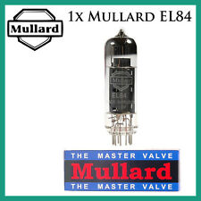 New 1x Mullard EL84 | One / Single | Power Tube | Free Ship
