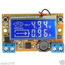 DC-DC Step Down Power Supply Adjustable Module With LCD Display Without Case
