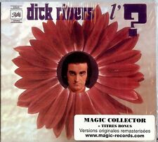 DICK RIVERS - L'?      CD  1999  MAGIC RECORDS  DIGIPACK  +  BONUS