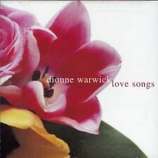 Love Songs - Dionne Warwick (2005, CD NIEUW)