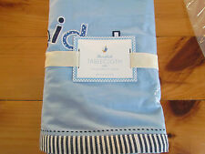 "POTTERY BARN KIDS HANUKKAH TABLECLOTH NEW IN PACKAGE ~ 70X90"" FREE SHIPPING!"