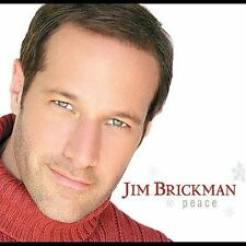 Peace by Jim Brickman (CD, Sep-2003, Windham Hill Records)