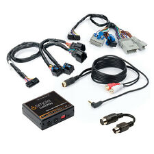 PAC ISGM535 Isimple Dual Auxiliary Audio Input Interface For Select GM Vehicles