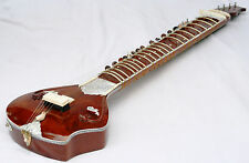 SITAR ULTRA PRO NATURAL FUSION ELECTRIC SITAR WITH GIG BAG GSM016