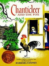 Chanticleer and the Fox-ExLibrary