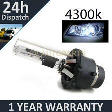 D2R WHITE XENON HID LIGHT BULB HEADLIGHT HEADLAMP 4300K 35W FACTORY OEM FITTED