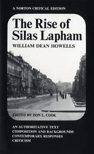 Rise of Silas Lapham (Norton Critical Edition)-ExLibrary