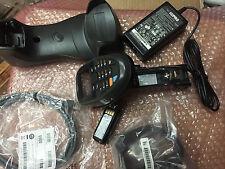 MINT MT2070-SL0D62370WR Motorola Symbol Barcode scanner w Craddle, Cable NO BATT