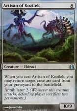 Artigiano di Kozilek - Artisan of Kozilek MTG MAGIC Com Commander Ita