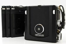 [Exc+++] Wista 45D Large Format Field Camera +Film Holder from Japan ac28435