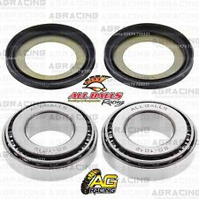 All Balls Steering Stem Bearing Kit For Harley FLHT Electra Glide Sport 2000