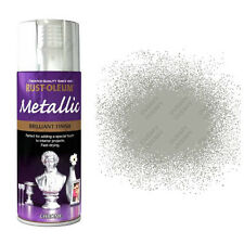 x1 Rust-Oleum Multi-Purpose Premium Spray Paint Indoor Outdoor Metallic Chrome