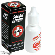 "BONES ""Speed Cream"" Skateboard Longboard Bearing Oil Lubricant Lube 13cc"